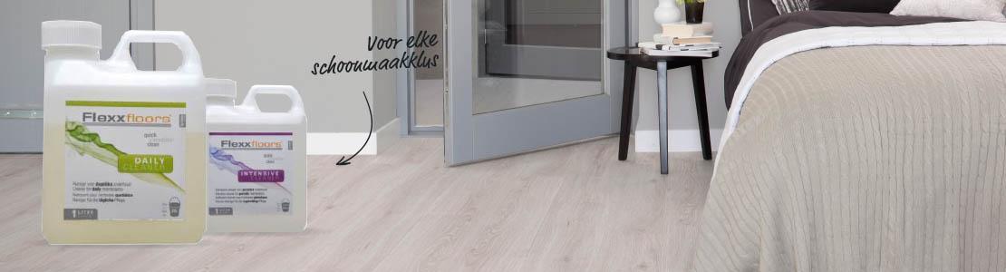 PVC- en vinylvloeren van Flexxfloors